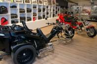 Nieuwe Trike winkel
